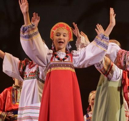 X Всероссийский конкурс исполнителей народной песни имени Л.А. Руслановой